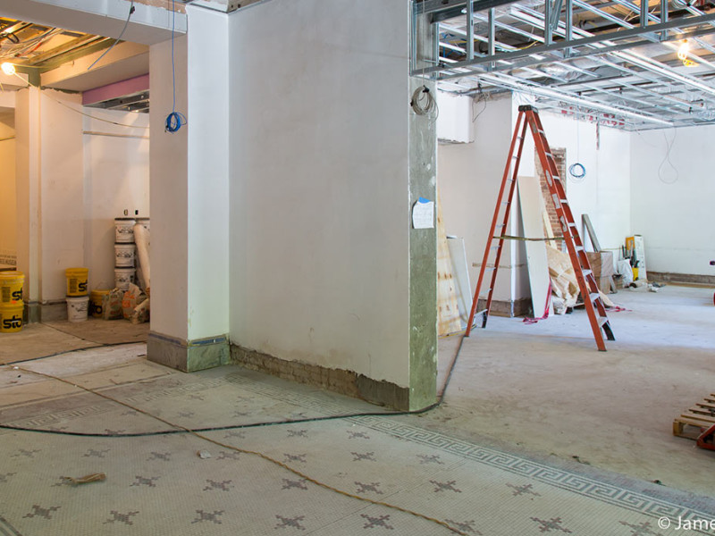 Behind the Lens: A Photographer's Account of the Gibbes Museum Renovation