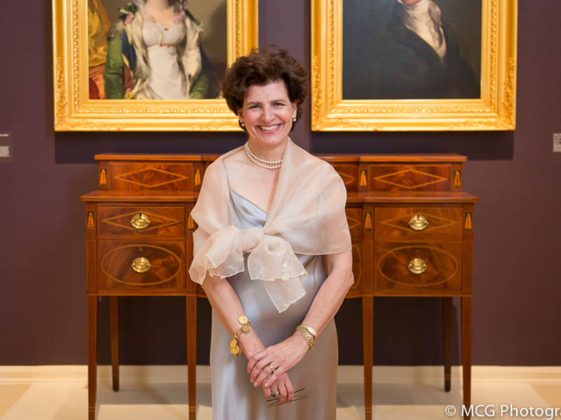 Gibbes Museum Executive Director Angela Mack