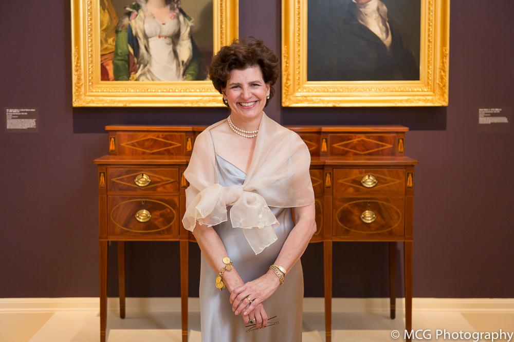 Gibbes Museum Executive Director Angela Mack