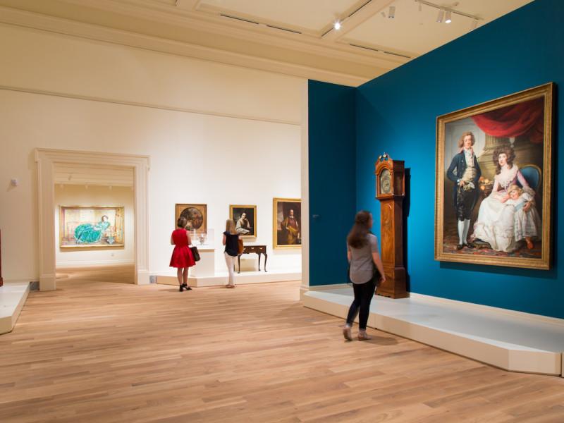 Gibbes Museum of Art, copyright MCG Photography