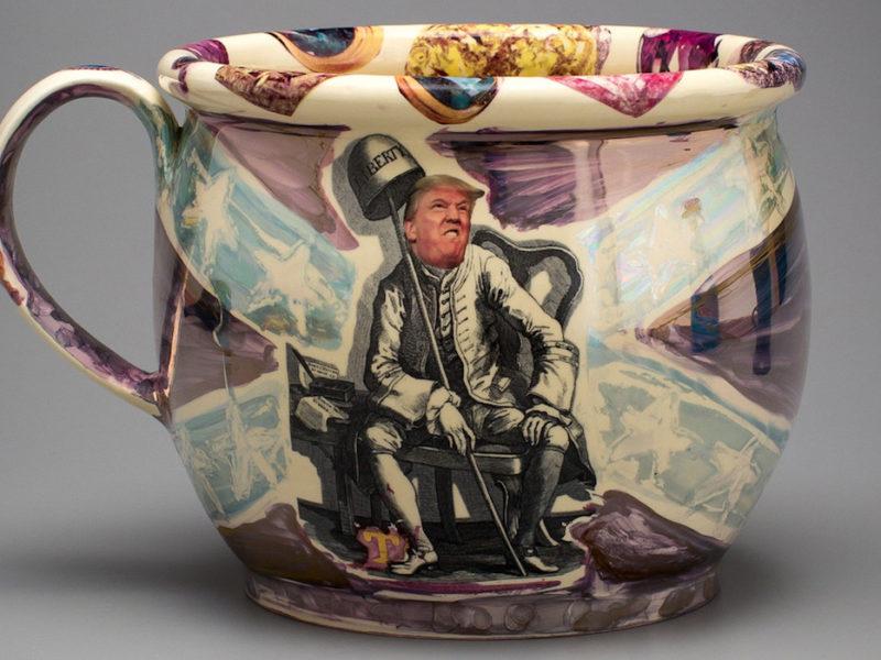 Republican Potty, by Michelle Erickson