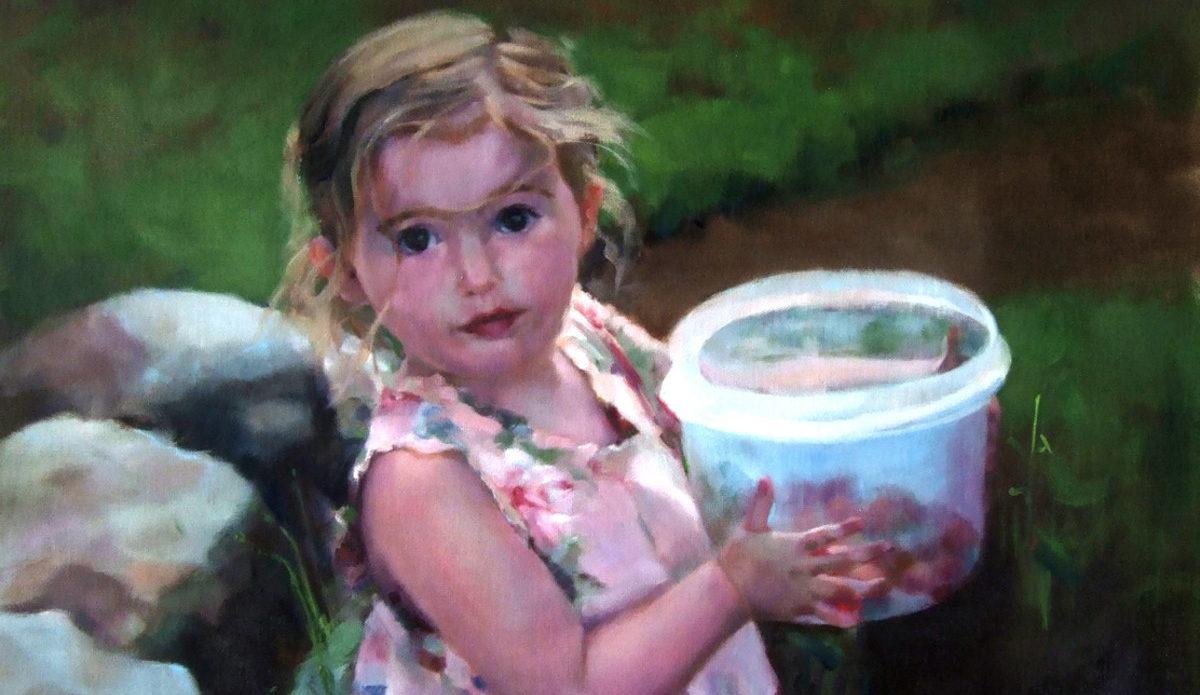 Little Helper (detail), by Alana Knuff