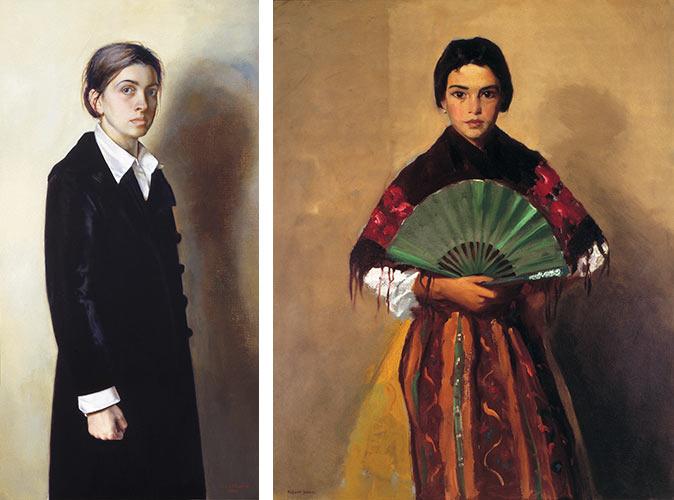 Jill Hooper and Robert Henri