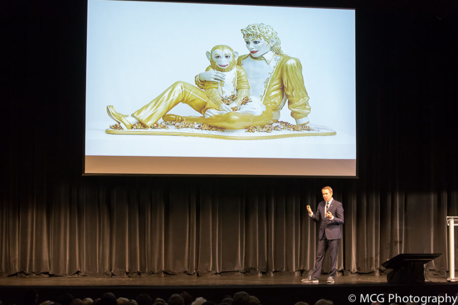 Gibbes Distinguished Lecture Series with Jeff Koons