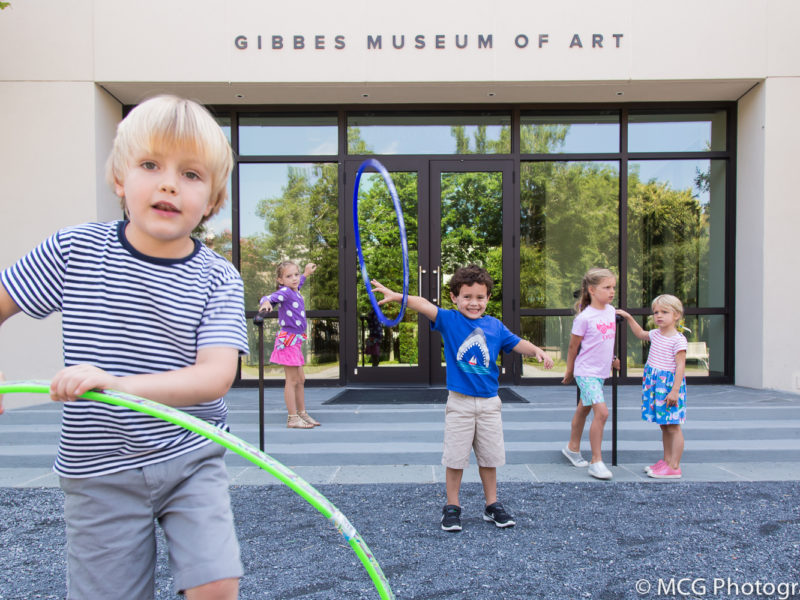 Gibbes Summer Art Camp