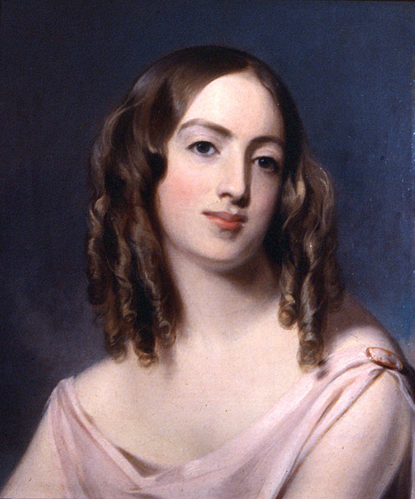 Mrs. William A. Carson (Caroline Petigru), 1841, by Thomas Sully