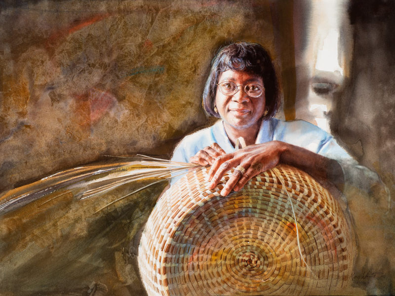 Mary Jackson, 2002, by Mary Whyte