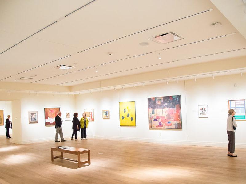 Pan American Modernism exhibition