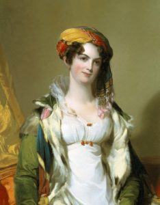 Mrs. Robert Gilmor, Jr. (Sarah Reeve Ladson) by Thomas Sully