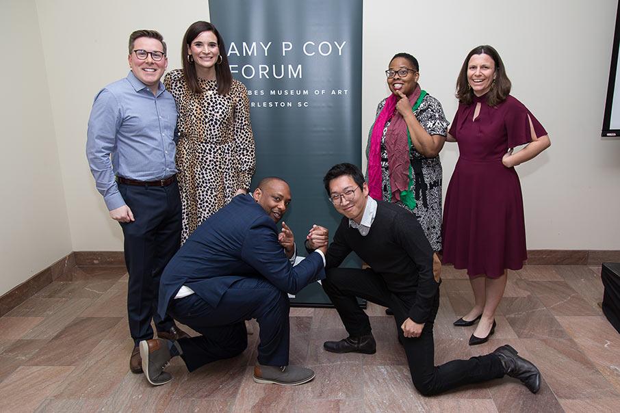 Amy P. Coy Forum Panelists