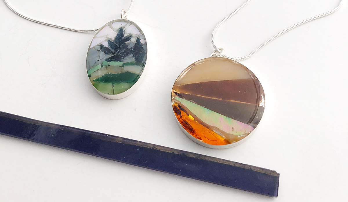 Micromosaic Jewelry Workshop