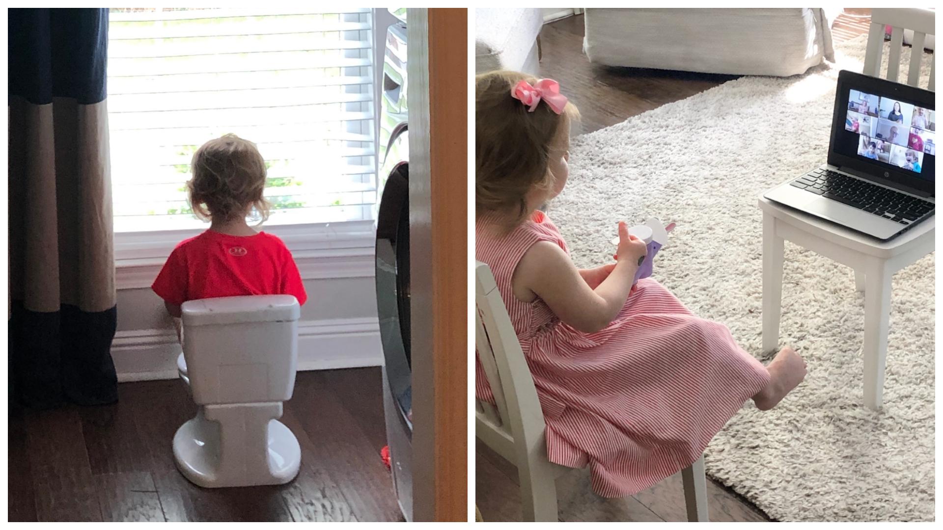 Kids at Home