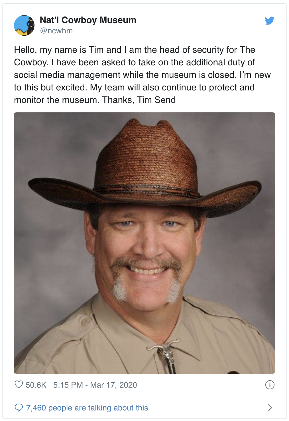 National Cowboy Museum