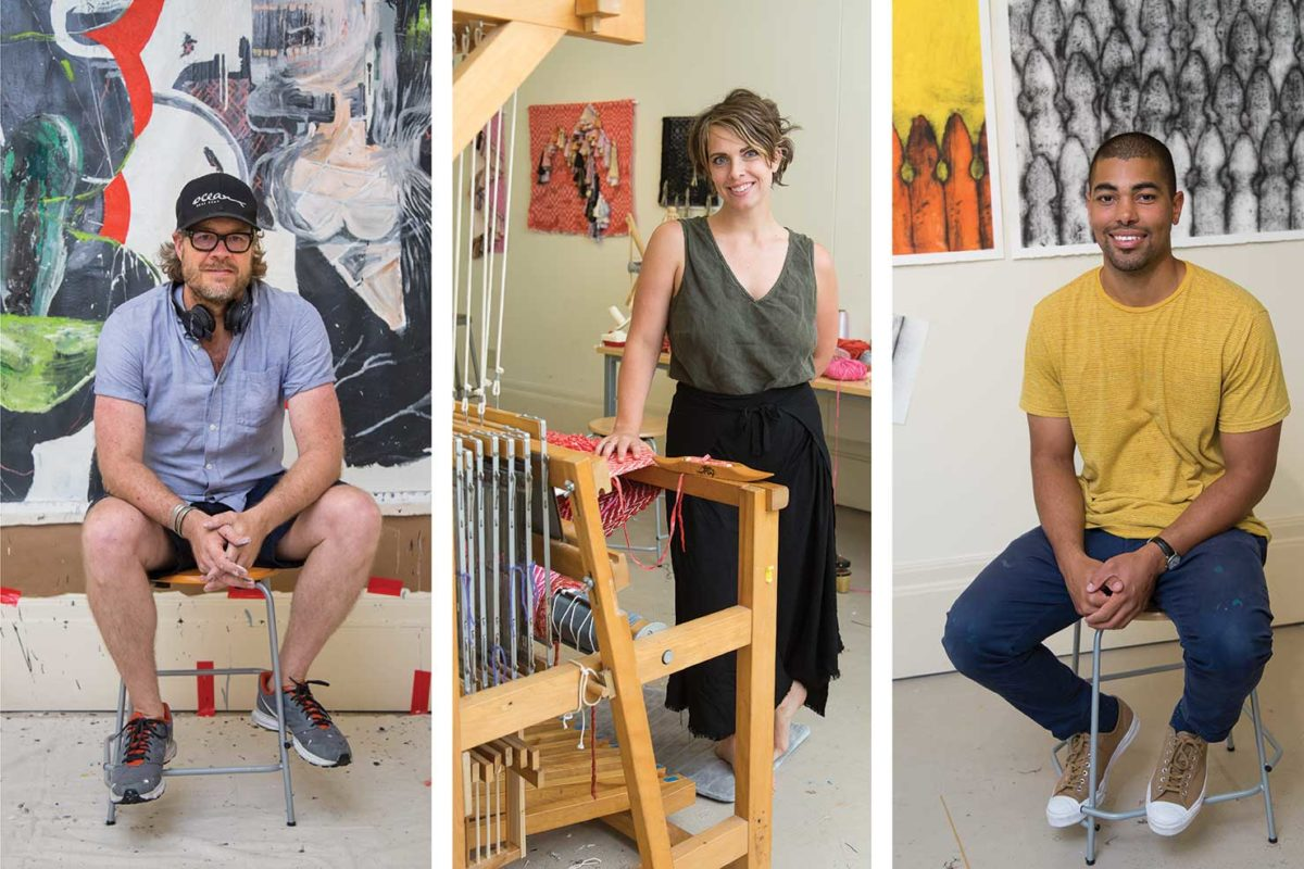 Gibbes Visiting Artists