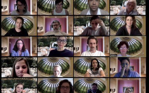 Gibbes Staff Zoom