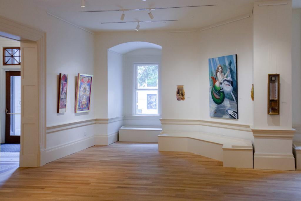 Art Sales Gallery Installation Shot