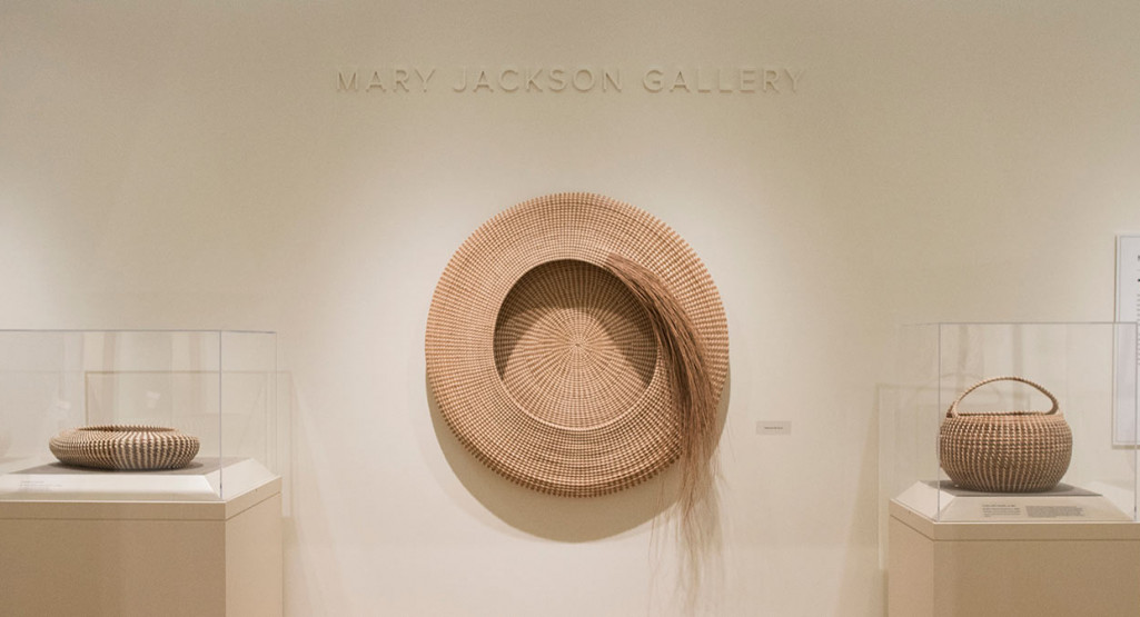 The Mary Jackson Gallery at the Gibbes Museum of Art. Photo © Brennan Wesley, Wall Street Journal