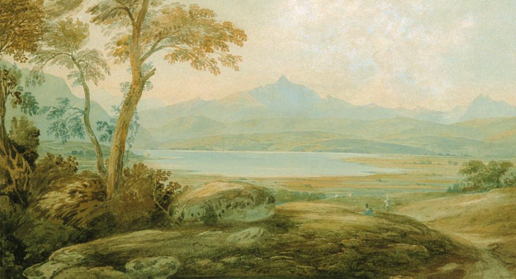 Luminous Landscapes: The Golden Age of British Watercolors