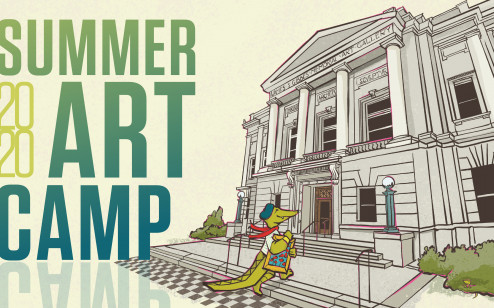 Summer Camp at the Gibbes, Ages 6-16