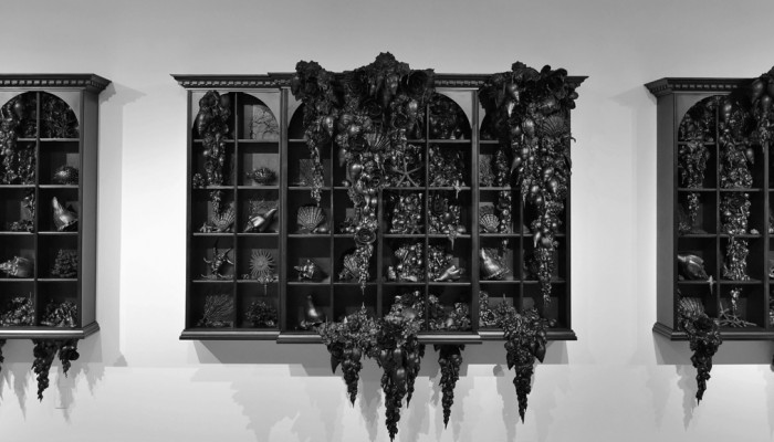 A Dark Place of Dreams: Louise Nevelson with Chakaia Booker, Lauren Fensterstock, and Kate Gilmore