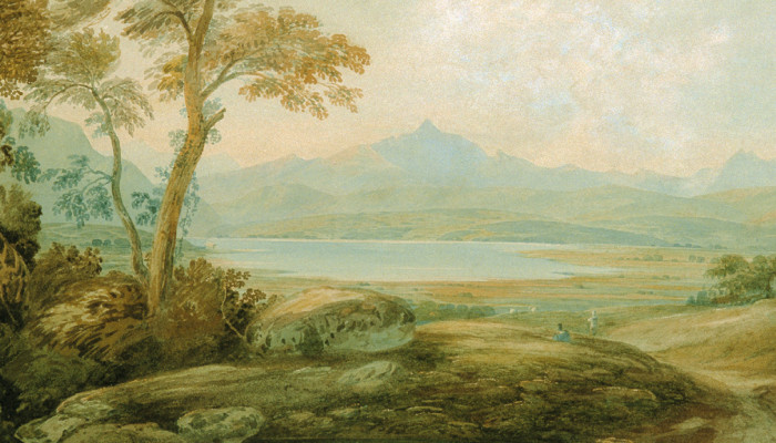 Luminous Landscapes: The Golden Age of British Watercolors