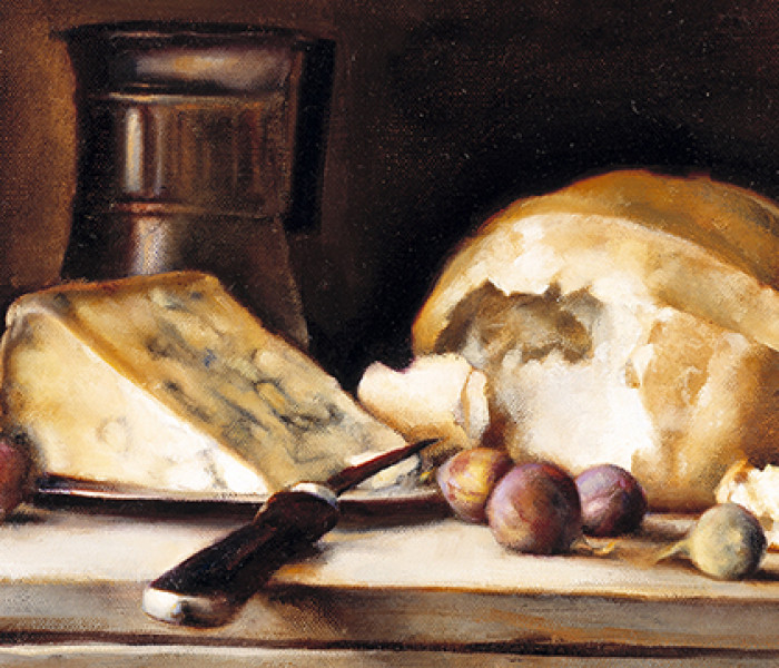 Still-Life Painting in America