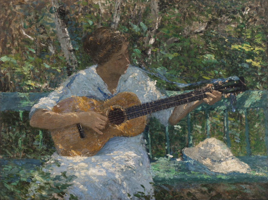 A Song of Summer, circa 1915